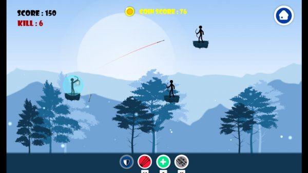 Arrow Shooter Game